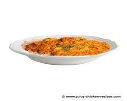 juicy chicken tikka masala