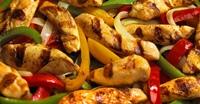 juicy chicken-fajita