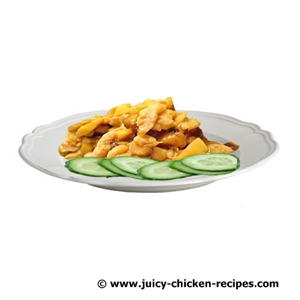 juicy chinese chicken