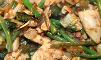 juicy chicken stir fry